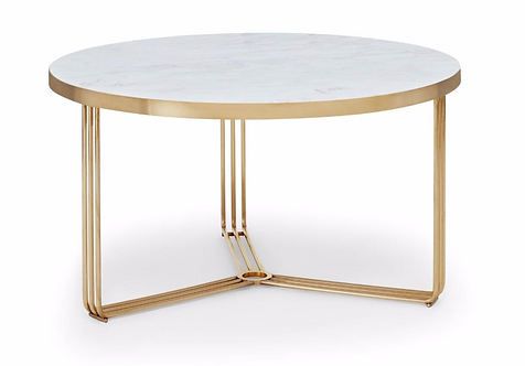 Finn Small Circular Coffee Table