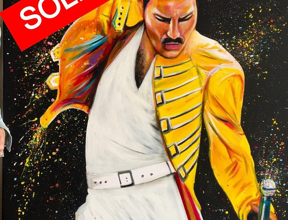 Freddie Mercury - SOLD