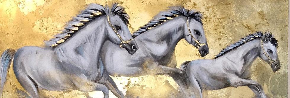 סוסים מלכותיים