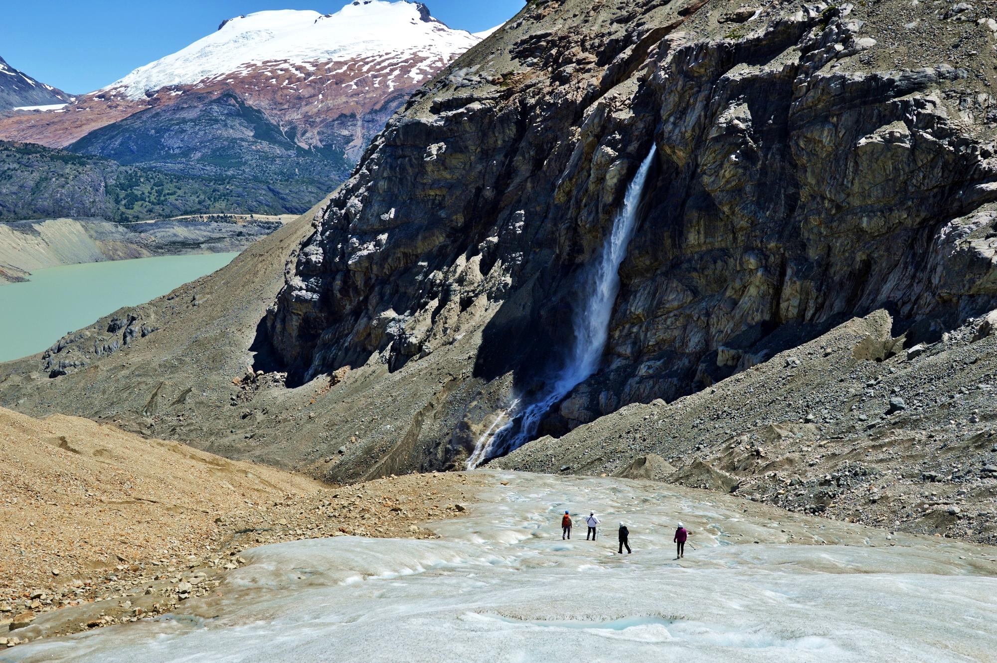 Glaciar Calluqueo