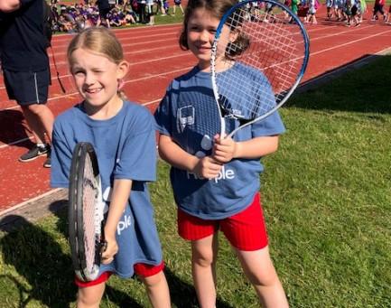 Herefordshire School Games Tennis