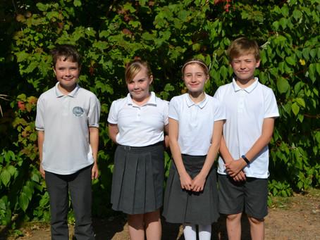 Ambassadors for Cradley School