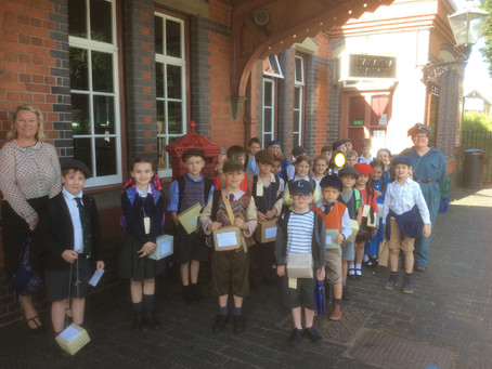 Class 3 Severn Valley Railway Trip