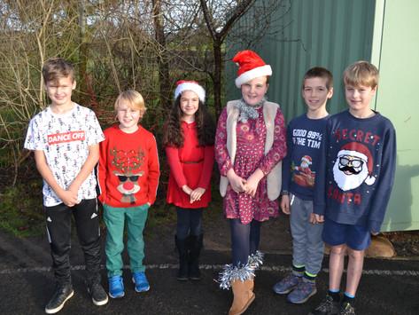 Christmas Dress Up Day