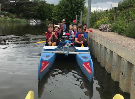 Bell-boating Day Out