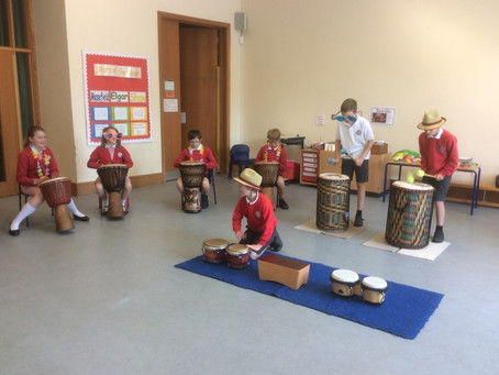 African Drumming Day