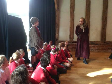 'Macbeth' at Hellens Manor