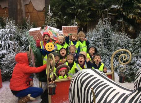 Christmas Safari Park Trip