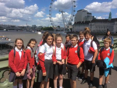 Year 6 London Trip
