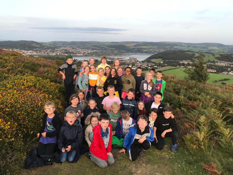 Year 5/6 Residential to Conwy