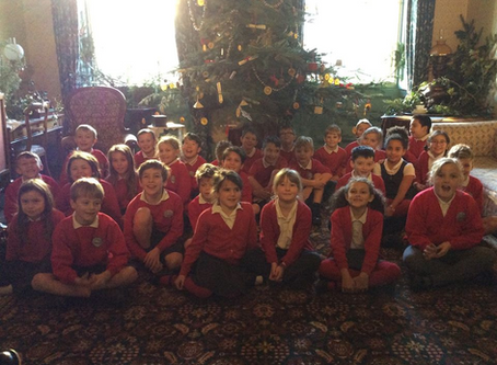 Class 4 trip to Judge's Lodgings