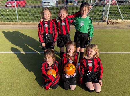 KS1 Girls Football