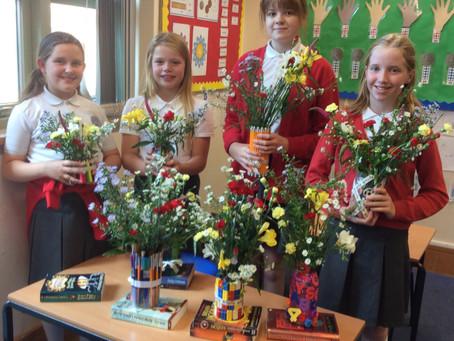 Cradley Church Flower Festival