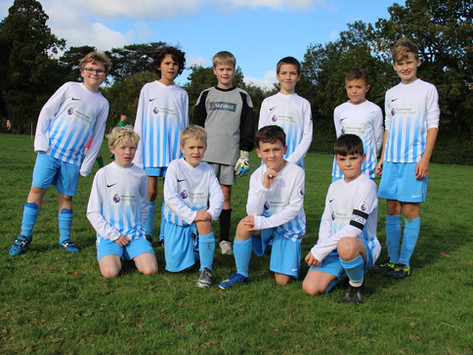 Cradley Football Team