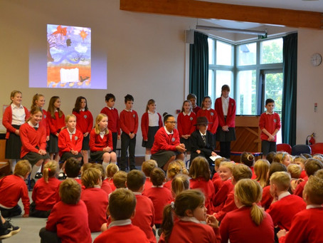 Class 5 Collective Worship