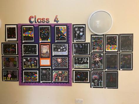 Class 4 Corridor Display