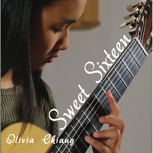 Sweet Sixteen by Olivia Chiang Physical CD