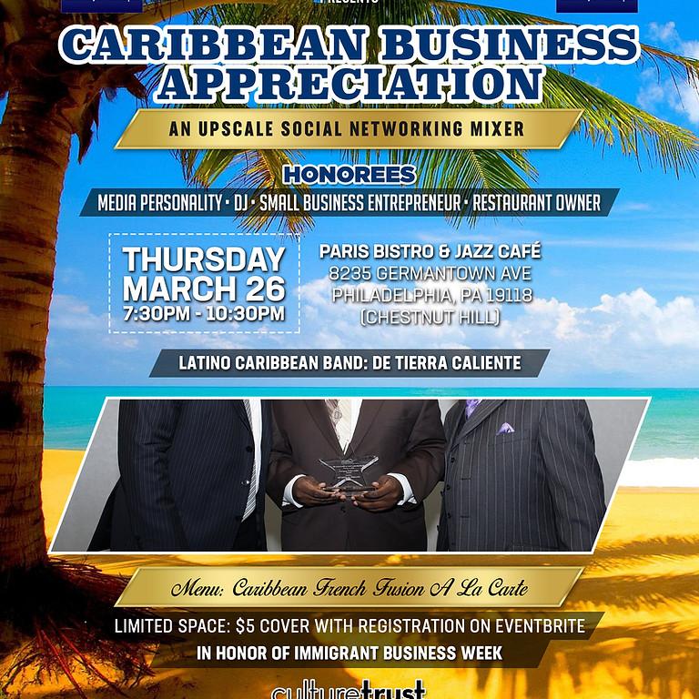 Caribbean Business Appreciation