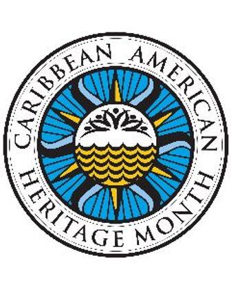 Caribbean american Heritage Month logo.j