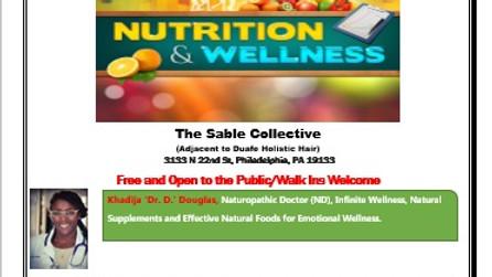 Health and Wellness Clinic