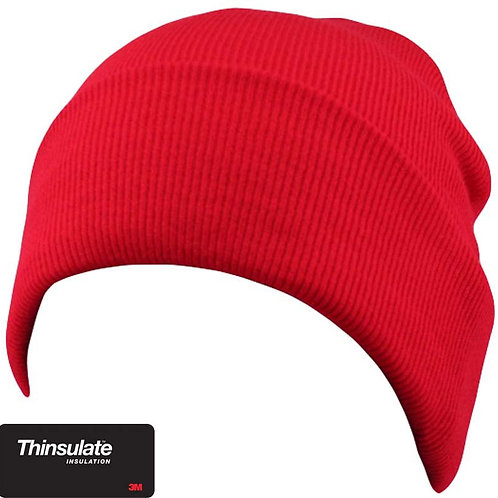 WS06 3M Thinsulate Flex Acrylic Knitted Hat