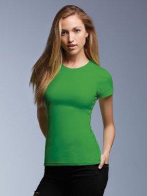 A-R105F Ladies Fashion T-Shirt