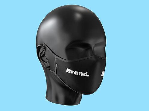 10 X Washable Fabric Face Mask (10 pcs per sealed polybag)