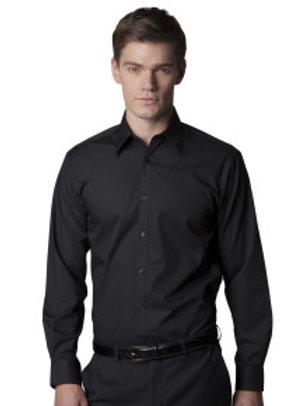 KK-R121 Men's Long Sleeved Bar Shirt
