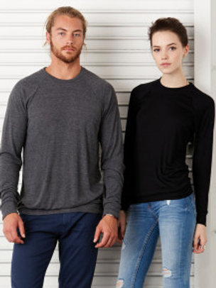 BE-R112 Canvas Unisex Lightweight Sweater
