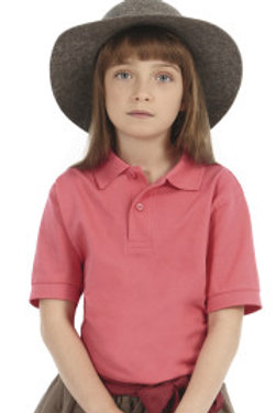 B-R301B Kid's Safran Polo