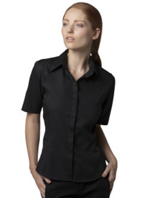 KK-R735 Ladies' Short Sleeve Bar Shirt