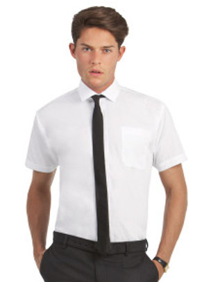 BA-R705 Men's Smart Short Sleeve Shirt