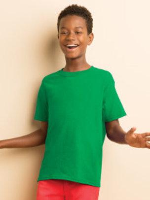GD-R05B Children's Heavy Cotton T-Shirt