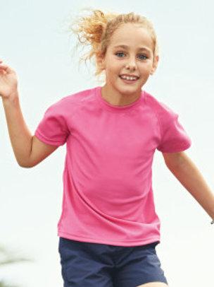 SS-R013 Children's Performance T-Shirt