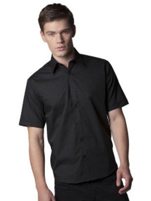 KK-R120 Men's Short Sleeve Bar Shirt
