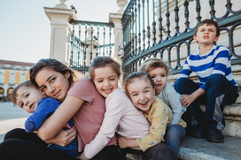 Aoifinn  Family  Lisbon  JJMT Photograph