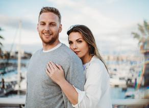 Romantic Couple Shoot in Cascais - Abby & Joe