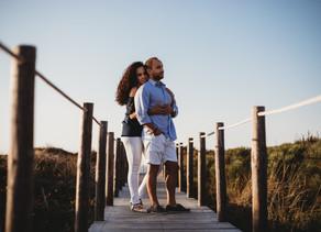 Engagement Shoot, Cascais