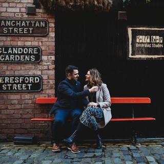 Belfast Engagement Shoot JJMT Photograph