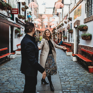 Belfast Engagement Shoot JJMT Photograph