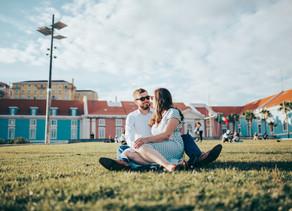 Honeymoon Shoot in Lisbon - Laura & Pa