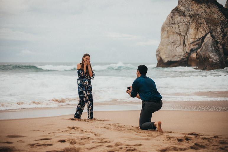Praia da Ursa Proposal-Lisbon Proposal