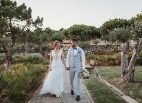 Sao Rafael Atlantico Wedding - Niamh & Eoin