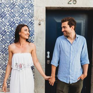 Cascais Engagement - JJMT Photography