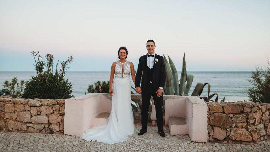 Grande Real Santa Eulalia Wedding - Debbie & Gary