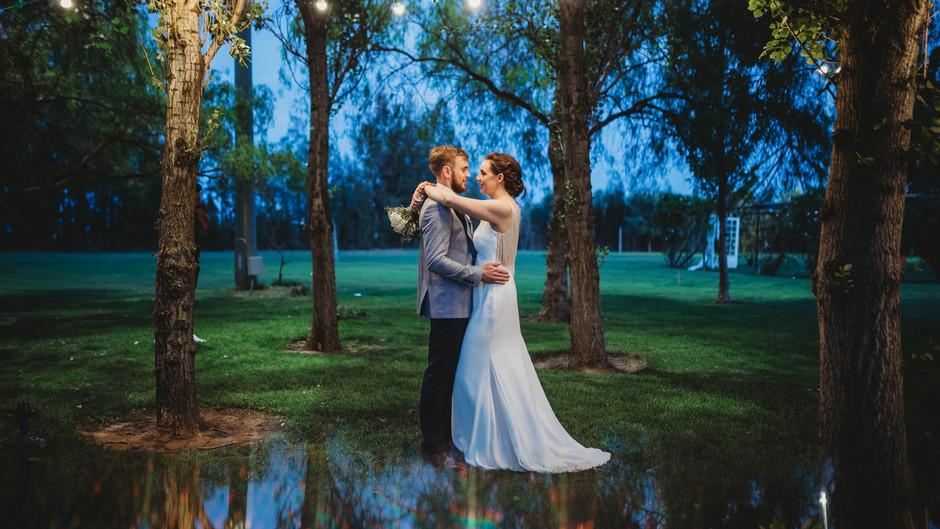 Monte Amarelo Wedding - Laura & Pa