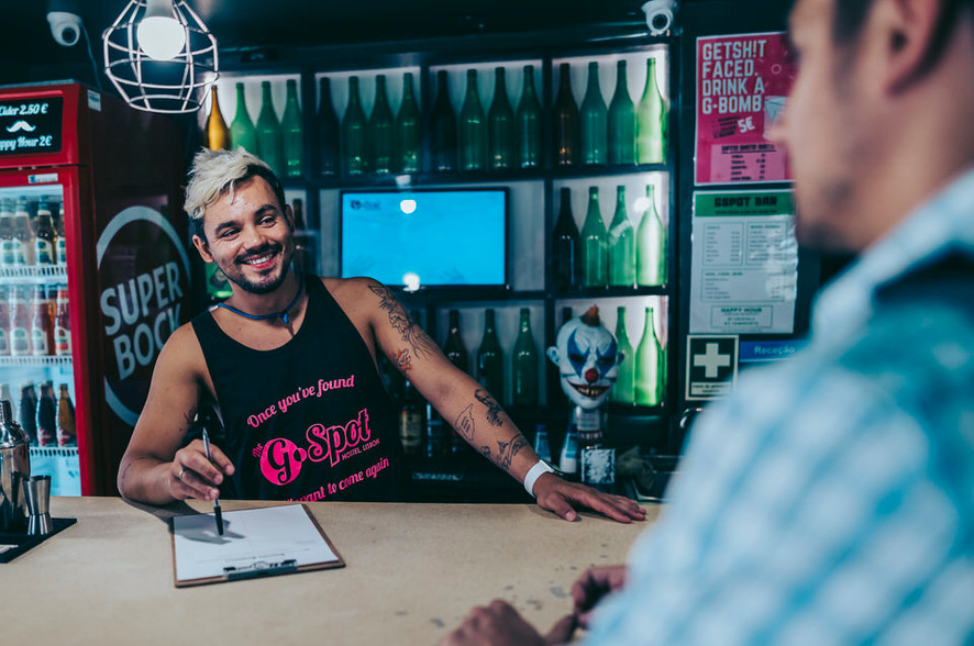 Party Hostel Lisbon  JJMT Photography  L