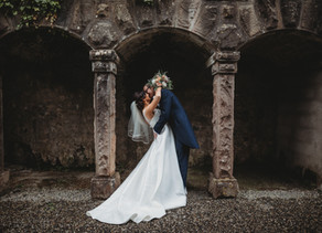 Belleek Castle Wedding, Co. Mayo Ireland -  Christine & Martin