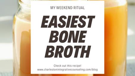 Easiest Bone Broth Recipe