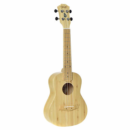 Ukulele Acústico Concert Seizi Bali Solid Bamboo